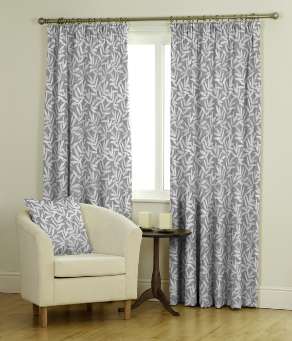 Long, wide and bay window curtains, providing hard-to-get curtain ...