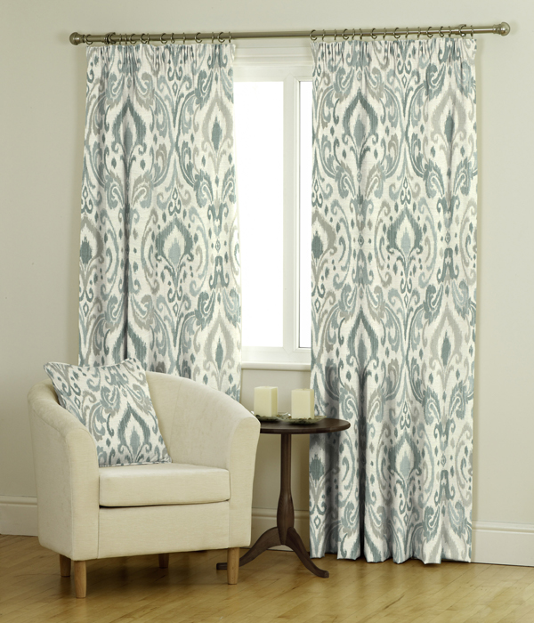 Double Rod Pocket Sheer Curtains Poles for Bay Windows