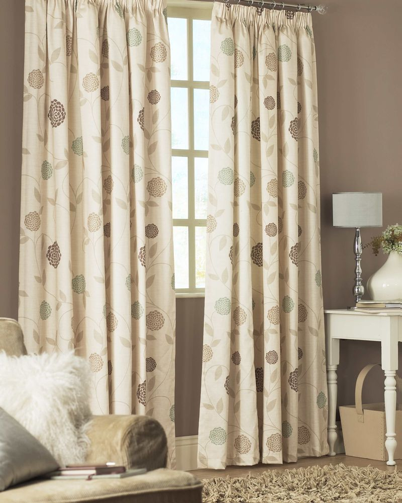 Long, Wide And Bay Window Curtains, Providing Hard-to-get