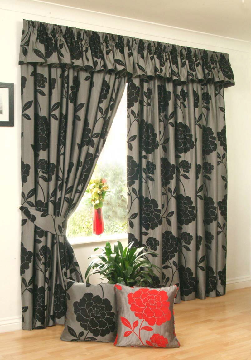 Window Treatments, Curtains, Shades and Fabric by the Yard